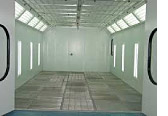 Vehicle Paint Spray Booth Fire Suppression Systems