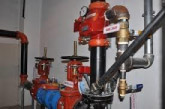 Fire Sprinkler Back Flow Preventer